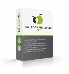 Modul Facebook Messenger / chat dla PrestaShop 1.6.x & 1.7.x